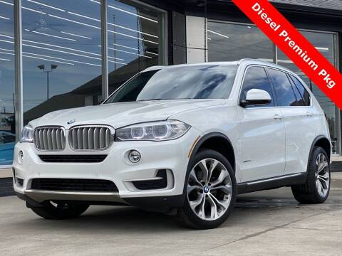 2015 BMW X5 for sale at Carmel Motors in Indianapolis IN