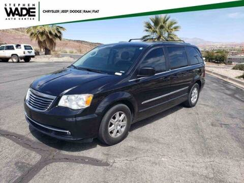 2013 Chrysler Town and Country for sale at Stephen Wade Pre-Owned Supercenter in Saint George UT