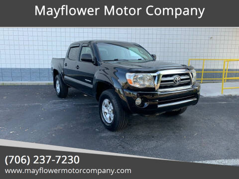 2010 Toyota Tacoma for sale at Mayflower Motor Company in Rome GA