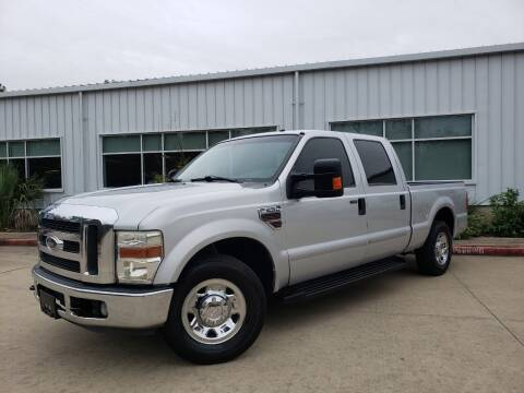 2008 Ford F-250 Super Duty for sale at Houston Auto Preowned in Houston TX