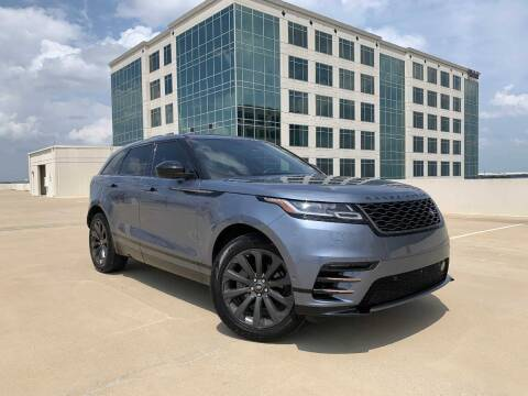 2019 Land Rover Range Rover Velar for sale at SIGNATURE Sales & Consignment in Austin TX