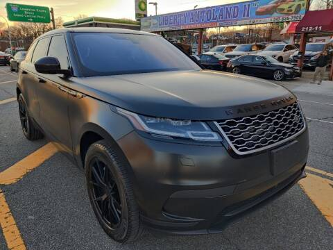 2018 Land Rover Range Rover Velar for sale at LIBERTY AUTOLAND INC in Jamaica NY