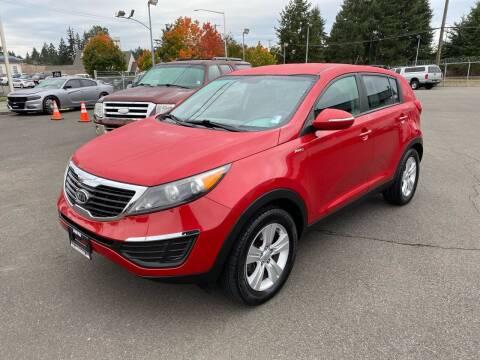 2012 Kia Sportage for sale at Vista Auto Sales in Lakewood WA