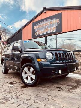2014 Jeep Patriot for sale at Harborcreek Auto Gallery in Harborcreek PA