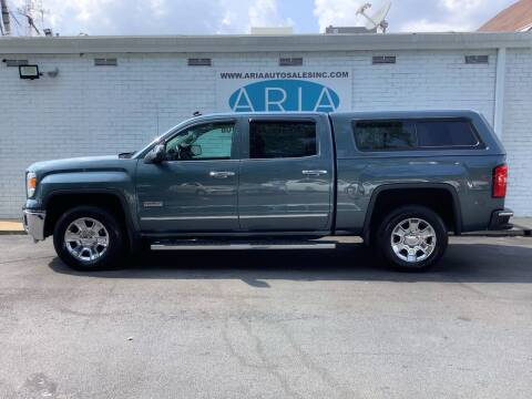 2014 GMC Sierra 1500 for sale at ARIA AUTO SALES INC.COM in Raleigh NC