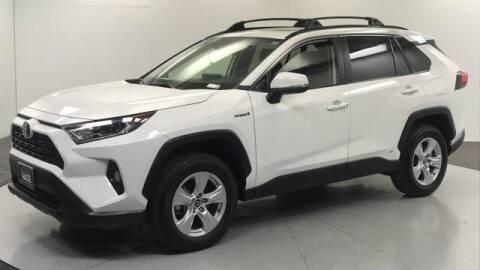 2019 Toyota RAV4 Hybrid for sale at Stephen Wade Pre-Owned Supercenter in Saint George UT