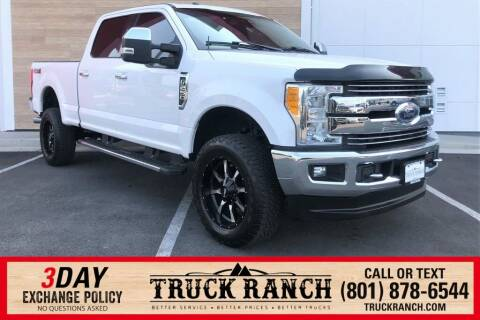 2017 Ford F-250 Super Duty for sale at Truck Ranch in American Fork UT