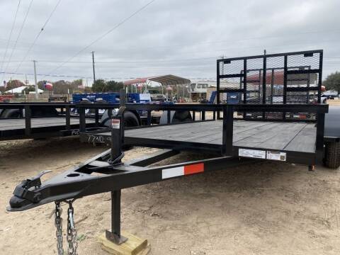 """2020 P & C  - UTILITY 77"""" X 12' - IN for sale at LJD Sales in Lampasas TX"""
