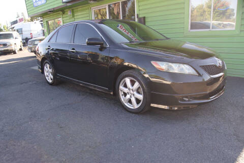 2007 Toyota Camry for sale at Amazing Choice Autos in Sacramento CA