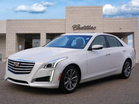 2018 Cadillac CTS for sale at Suburban Chevrolet of Ann Arbor in Ann Arbor MI