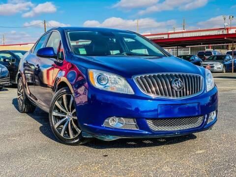 2014 Buick Verano for sale at MAGNA CUM LAUDE AUTO COMPANY in Lubbock TX