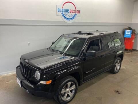 2016 Jeep Patriot for sale at WCG Enterprises in Holliston MA