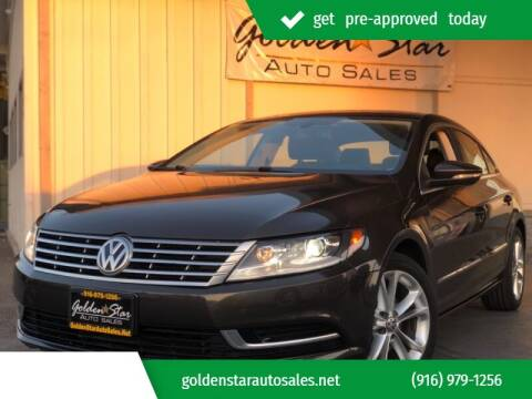 2016 Volkswagen CC for sale at Golden Star Auto Sales in Sacramento CA