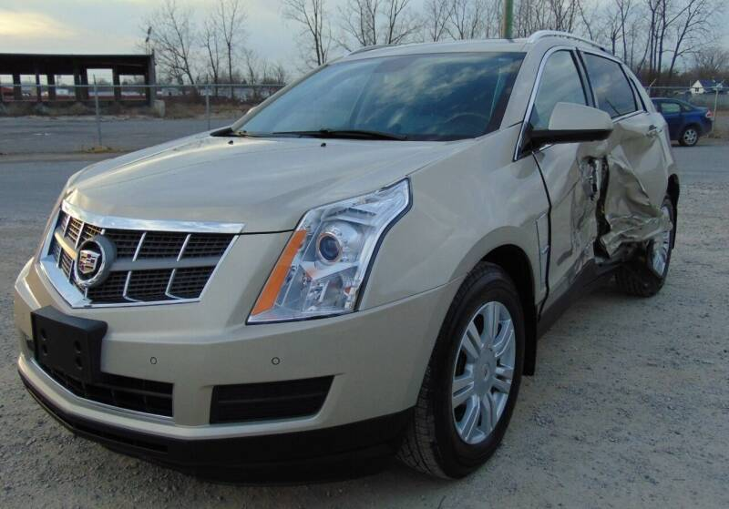 2011 Cadillac SRX for sale at Kenny's Auto Wrecking in Lima OH