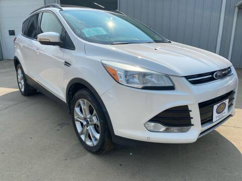 2013 Ford Escape for sale at BERG AUTO MALL & TRUCKING INC in Beresford SD