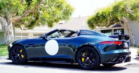 2016 Jaguar F Type for sale at Classic Car Deals in Cadillac MI