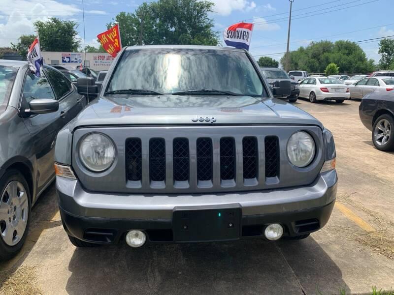 2012 Jeep Patriot for sale at Houston Auto Emporium in Houston TX
