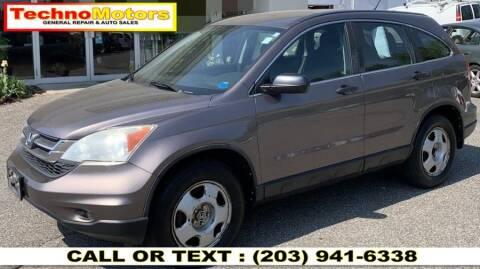 2011 Honda CR-V for sale at Techno Motors in Danbury CT