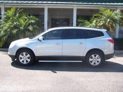 2012 Chevrolet Traverse for sale at Thomas Auto Mart Inc in Dade City FL
