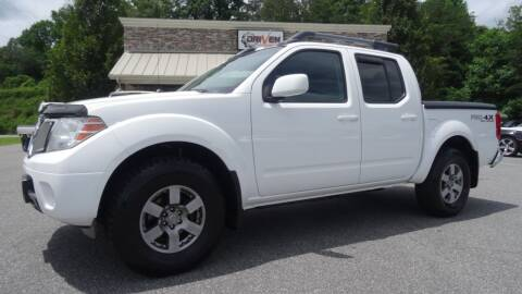 2012 Nissan Frontier for sale at Driven Pre-Owned in Lenoir NC