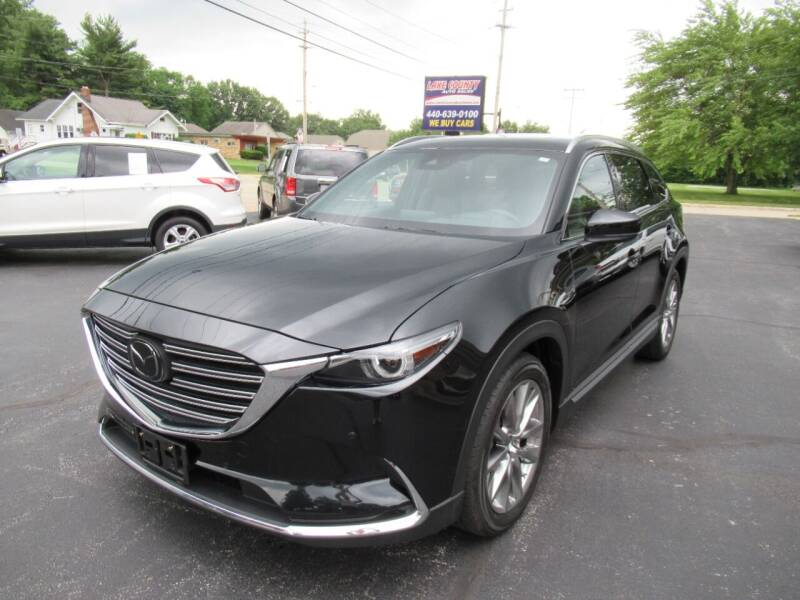 2018 Mazda CX-9 for sale at Lake County Auto Sales in Painesville OH