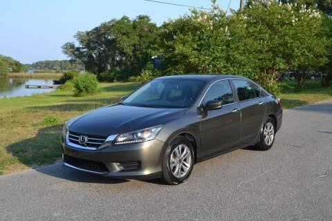 2013 Honda Accord for sale at Car Bazaar in Pensacola FL