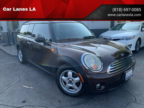2009 MINI Cooper Clubman for sale at Car Lanes LA in Valley Village CA