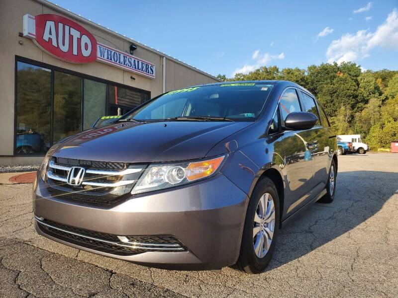 2016 Honda Odyssey for sale at Auto Wholesalers Of Hooksett in Hooksett NH