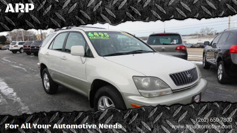 2000 Lexus RX 300 for sale at ARP in Waukesha WI
