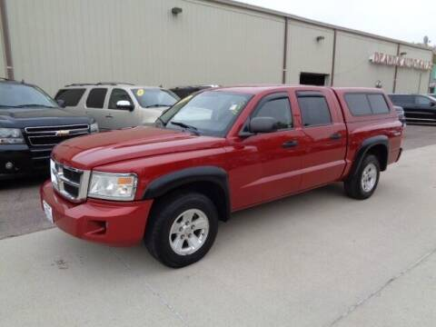 2008 Dodge Dakota for sale at De Anda Auto Sales in Storm Lake IA