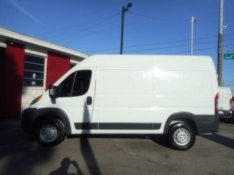 2015 RAM ProMaster Cargo for sale at Florida Suncoast Auto Brokers in Palm Harbor FL