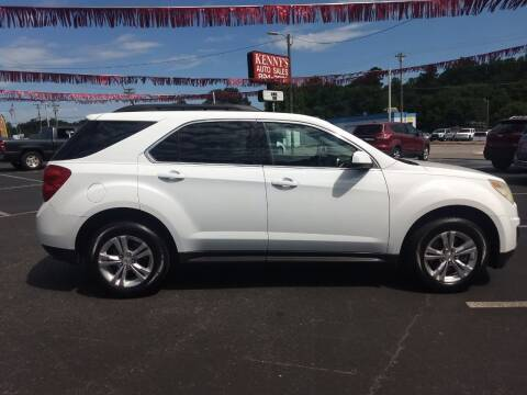 2011 Chevrolet Equinox for sale at Kenny's Auto Sales Inc. in Lowell NC