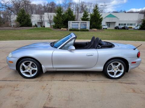 2003 Mazda MX-5 Miata for sale at Lease Car Sales 3 in Warrensville Heights OH