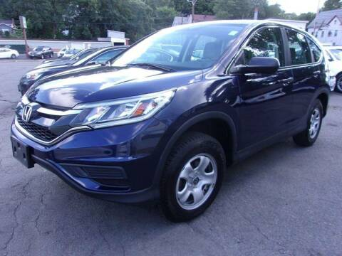 2015 Honda CR-V for sale at Top Line Import in Haverhill MA
