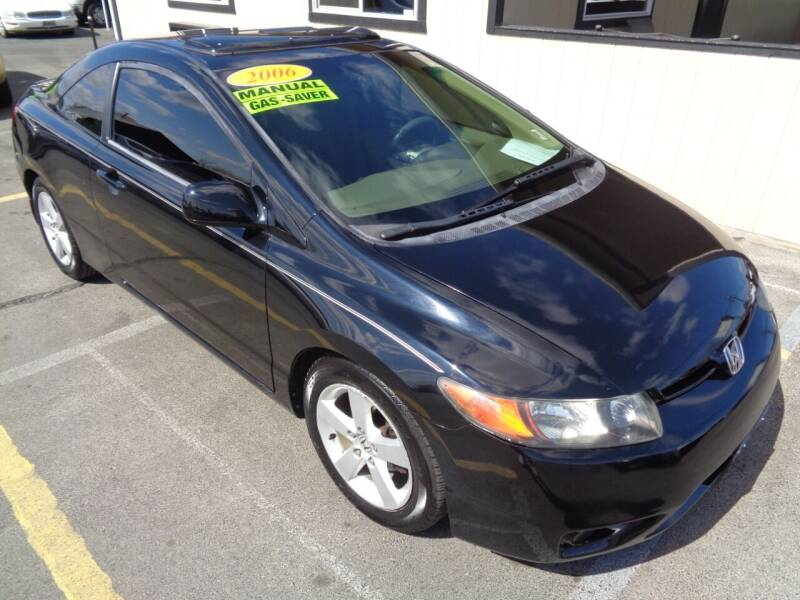 2006 Honda Civic for sale at BBL Auto Sales in Yakima WA
