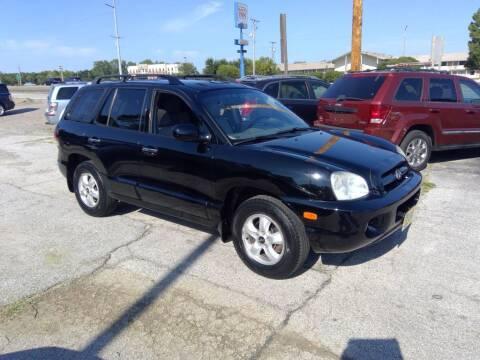 2006 Hyundai Santa Fe for sale at Regency Motors Inc in Davenport IA