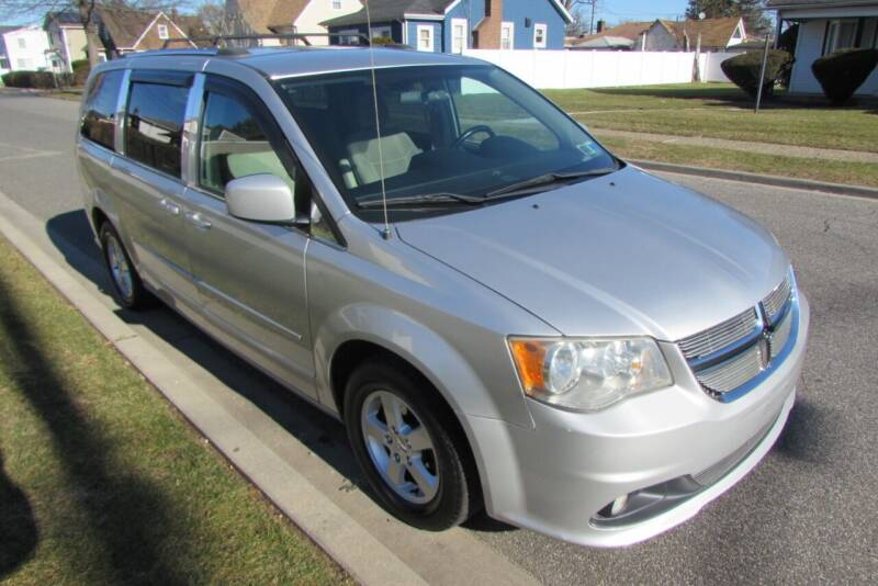2011 Dodge Grand Caravan for sale at First Choice Automobile in Uniondale NY