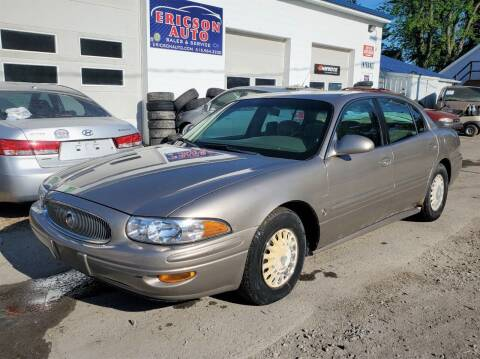 2001 Buick LeSabre for sale at Ericson Auto in Ankeny IA