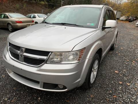 2010 Dodge Journey for sale at JM Auto Sales in Shenandoah PA