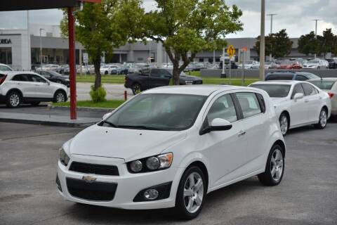 2015 Chevrolet Sonic for sale at Motor Car Concepts II - Colonial Location in Orlando FL