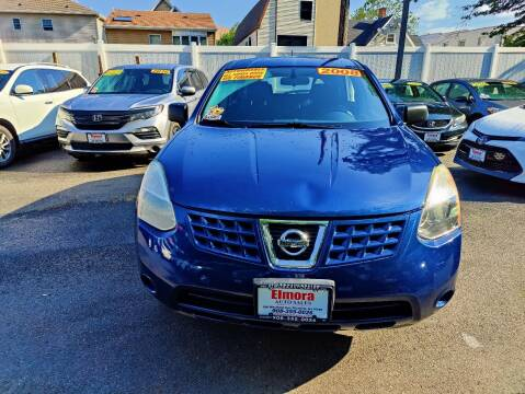 2008 Nissan Rogue for sale at Elmora Auto Sales in Elizabeth NJ