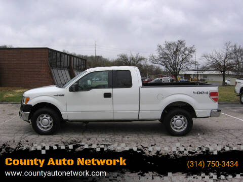 2013 Ford F-150 for sale at County Auto Network in Ballwin MO