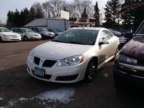 2009 Pontiac G6 for sale at Affordable 4 All Auto Sales in Elk River MN