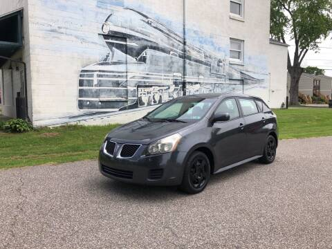 2009 Pontiac Vibe for sale at PUTNAM AUTO SALES INC in Marietta OH