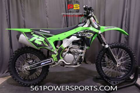 2018 Kawasaki KX250F for sale at Powersports of Palm Beach in Hollywood FL
