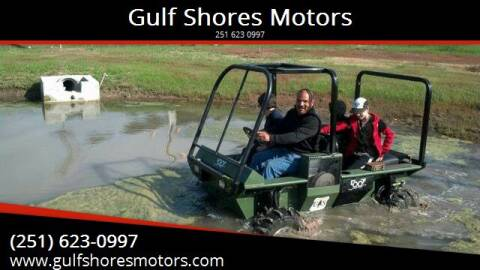 2006 Coot Two Amphibia for sale at Gulf Shores Motors in Gulf Shores AL
