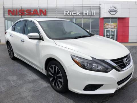 2018 Nissan Altima for sale at Rick Hill Auto Credit in Dyersburg TN