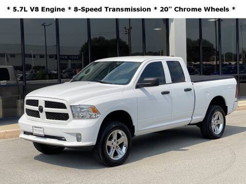 2015 RAM Ram Pickup 1500 for sale at Coast to Coast Imports in Fishers IN