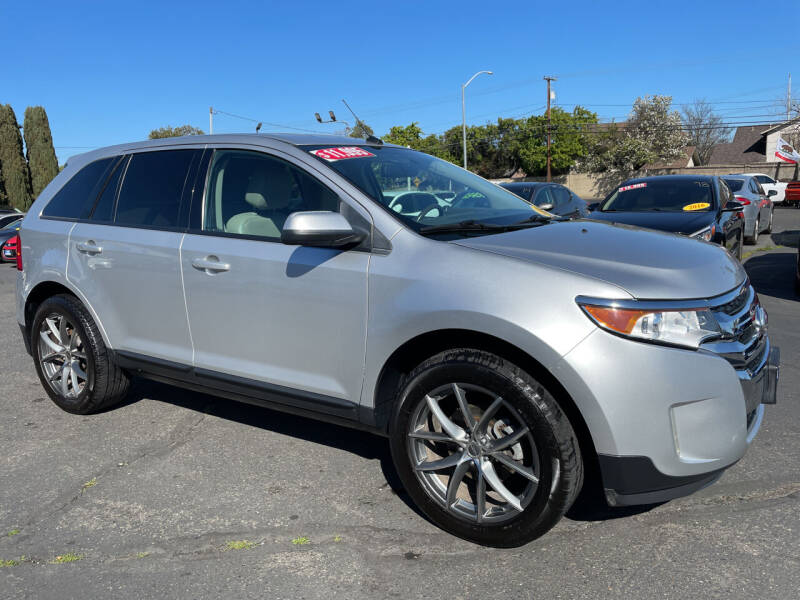 2013 Ford Edge for sale at Blue Diamond Auto Sales in Ceres CA