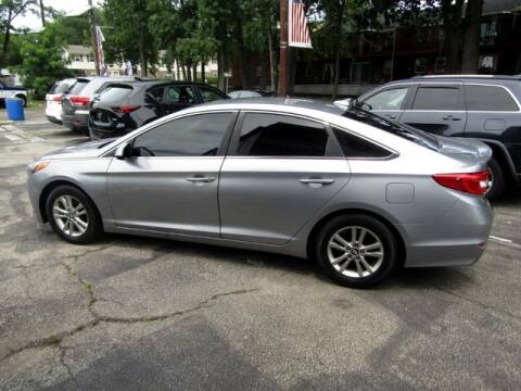 2015 Hyundai Sonata for sale at American Auto Group Now in Maple Shade NJ